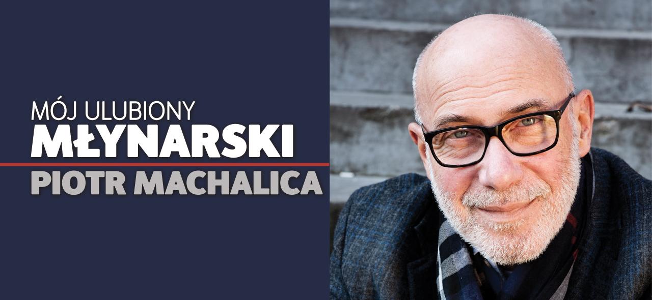 """SCENA MISTRZÓW AT: <br> PIOTR MACHALICA <br> recital """"Mój ulubiony Młynarski"""""""