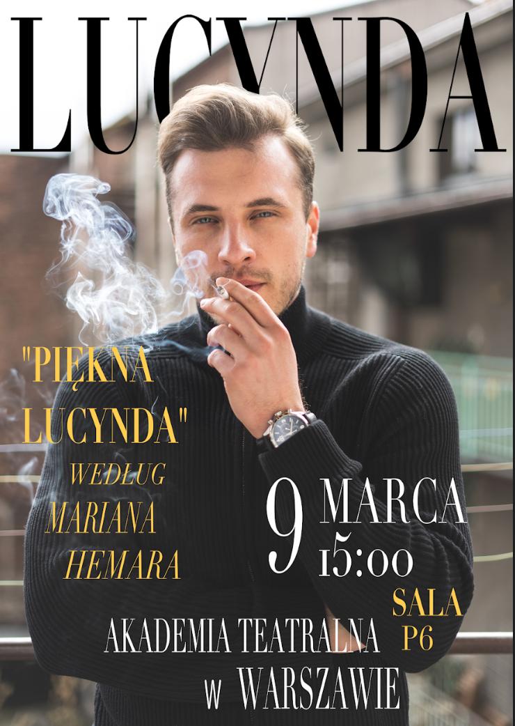 PIĘKNA LUCYNDA, Marian Hemar