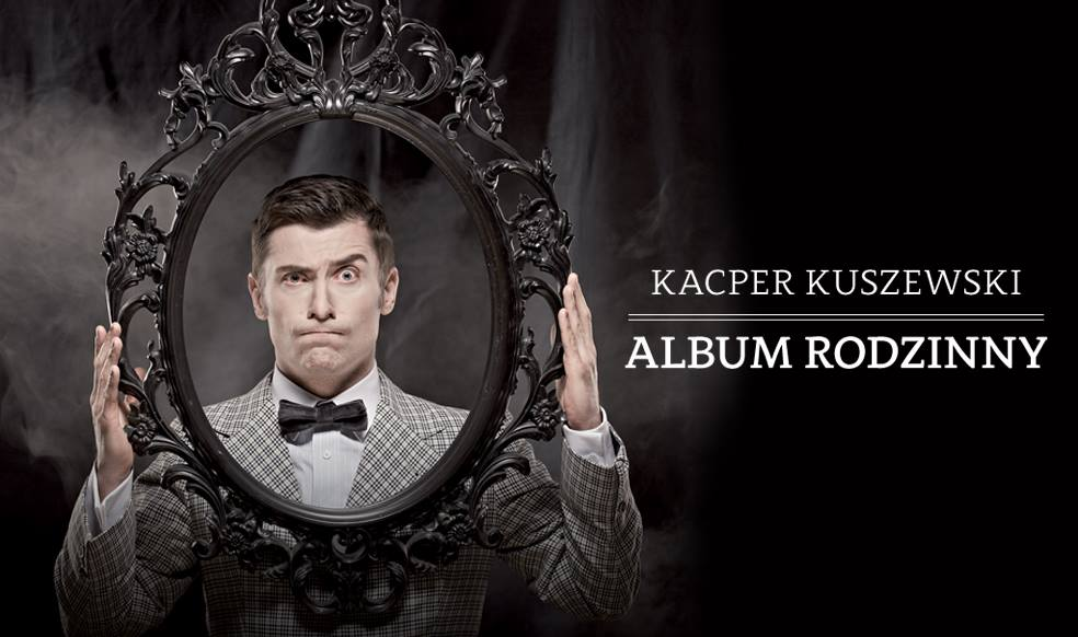 SCENA MUZYCZNA AT: <br> Album rodzinny <br> Recital Kacpra Kuszewskiego