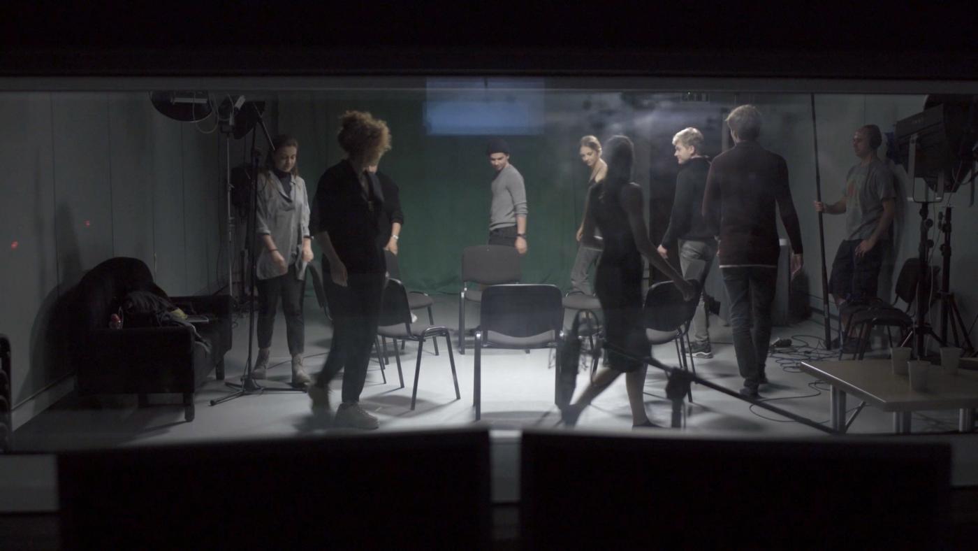 Film: AKTORSTWO. PIERWSZE LEKCJE