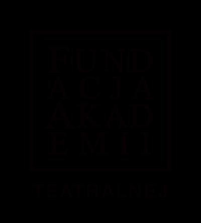 Logo Fundacji Akademii Teatralnej