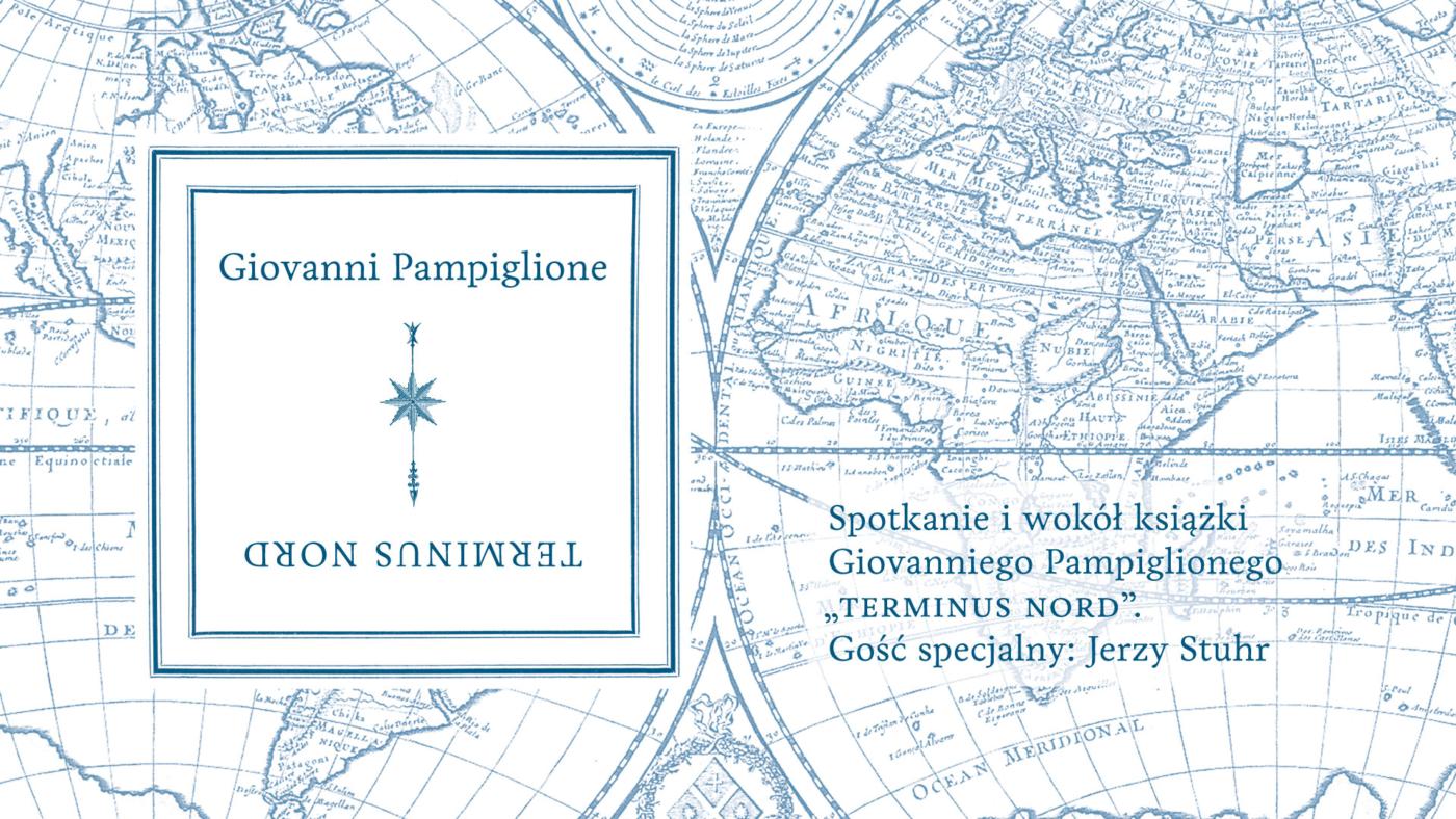"promocja ksiązki ""Terminus Nord"""