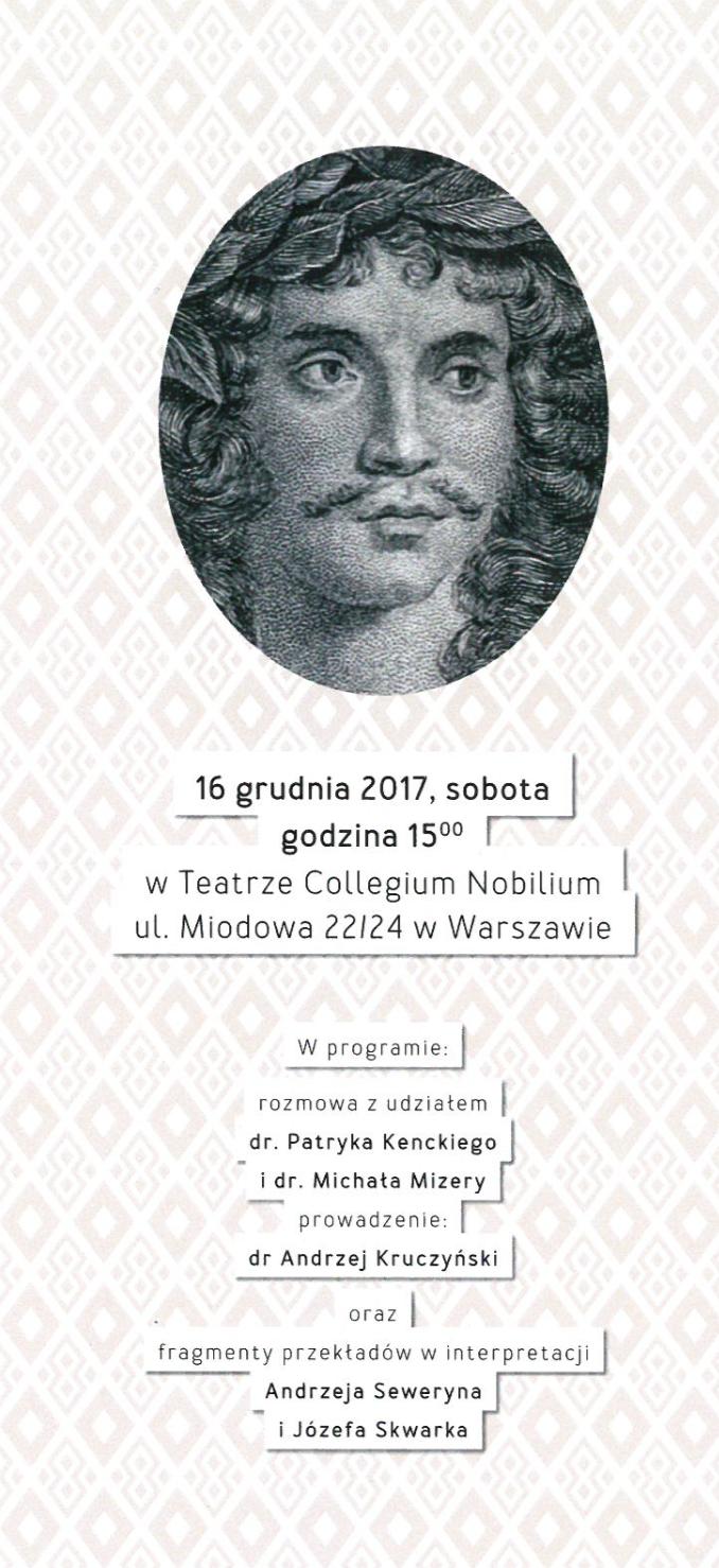 MOLIÈRE Bohdana Korzeniewskiego