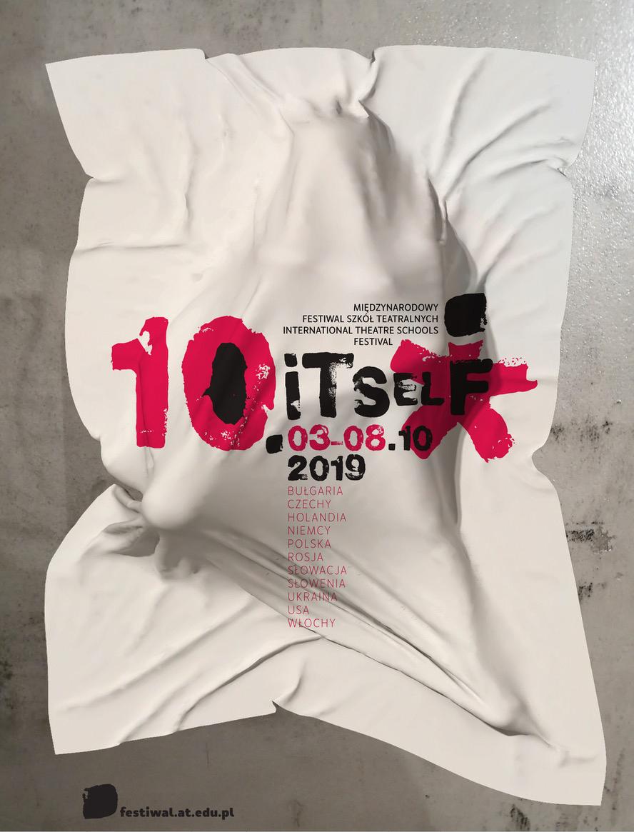 Międzynarodowy Festiwal Szkół Teatralnych iTSelF  <br> 3 – 8 października 2019